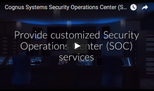 Cybersecurity Operations Center (C-SOC)